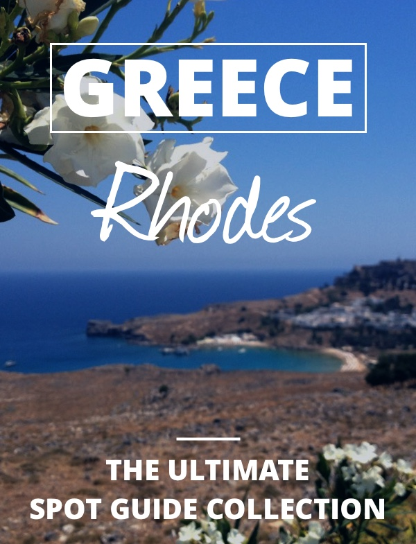 Read the Rhodes spot guide