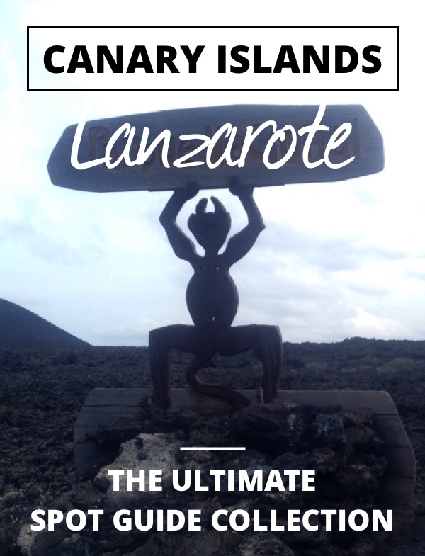 Read the Lanzarote spot guide