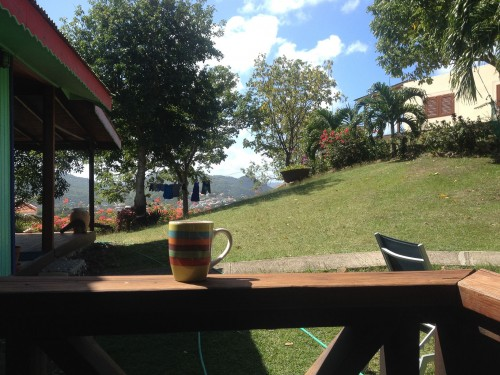 italian guesthouse gros islet