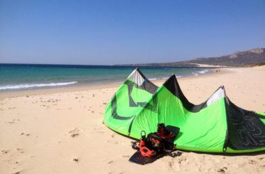 Kitesurf holidays in the winter months