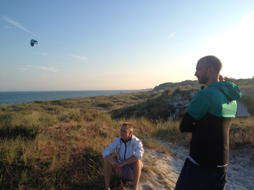 Aftersurf at Falsterbo