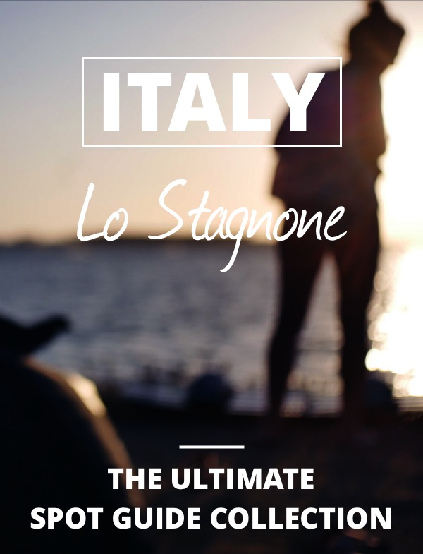 Read the Lo Stagnone kite spot guide