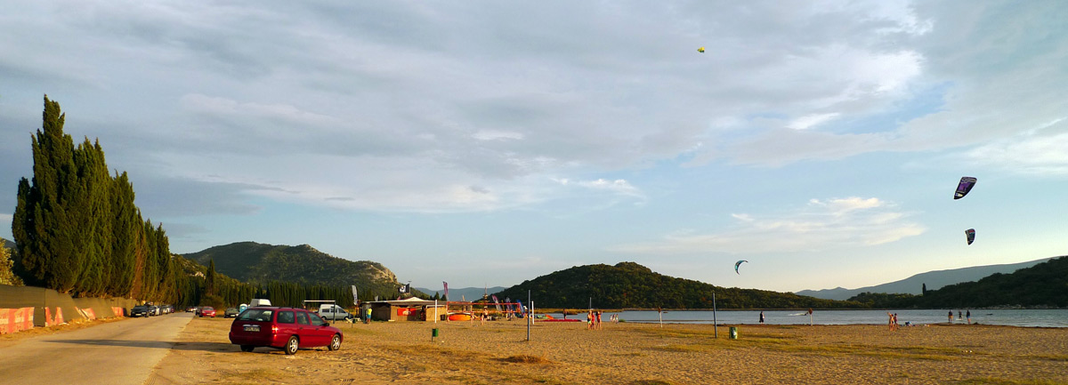 Neretva kiteboarding kite centre