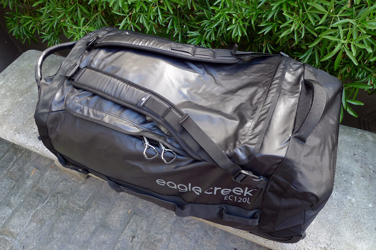 Eagle Creek Cargo Hauler Roller Duffel 120l from above