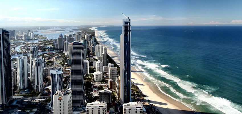 Brisbane i Gold Coast