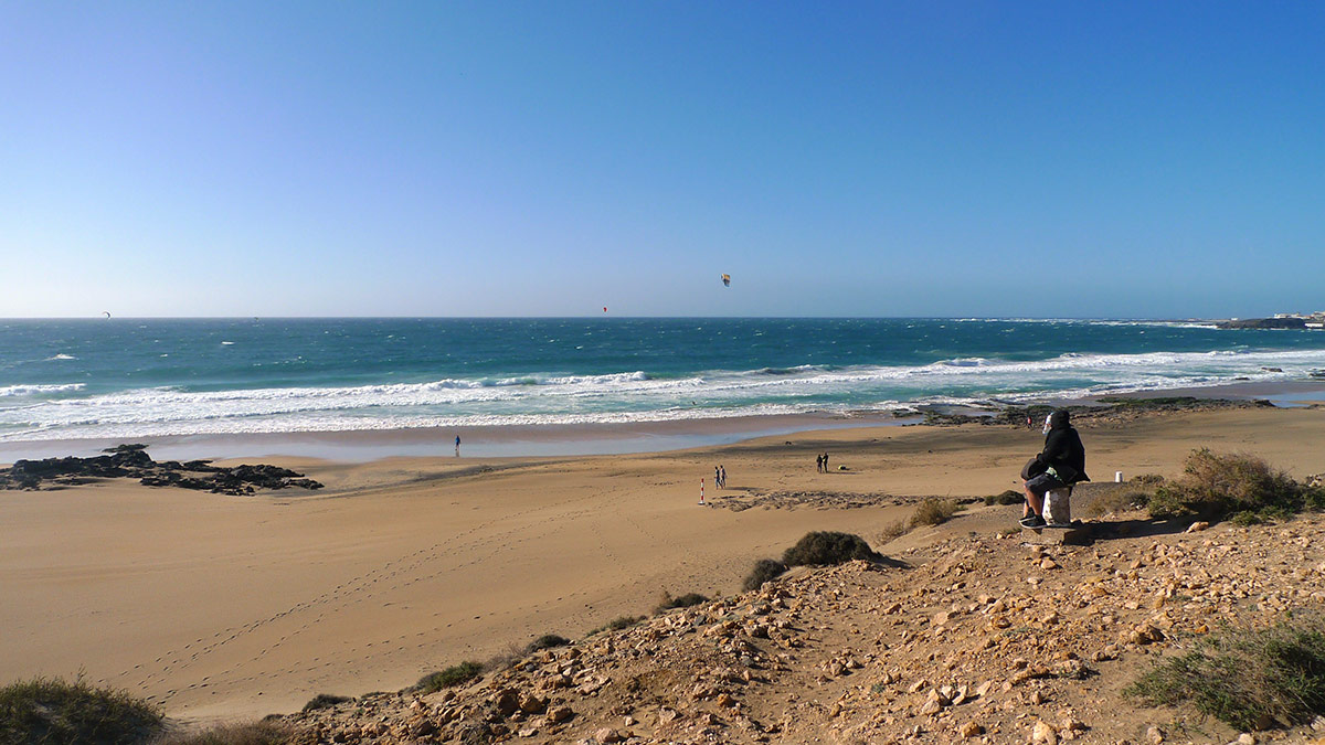 Beach in Fuerteventura