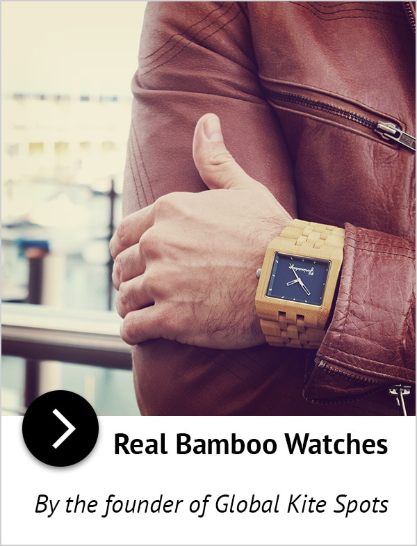 Gloriousdays Bamboo Watches Ad